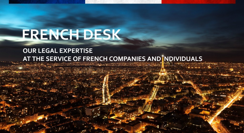 French Desk New York - Avocats francais New York & Los Angeles - French Attorneys